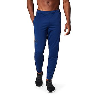 Peak Velocity Men's Trackster Athletic-Fit Pant, Victory Blue/Asphalt Grey, L...
