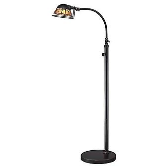 LED 7 Lampe de plancher légère Bronze Impérial