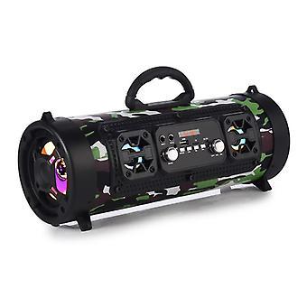 المحمولة مكبر صوت بلوتوث العمود نقل Ktv 3D نظام الصوت