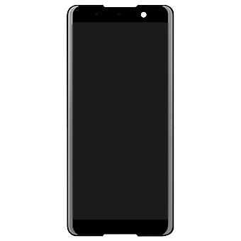 Komplett enhet Wiko Lenny 5 LCD-skärm ersätter pekskärm Svart