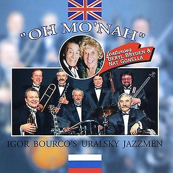 Bourco, Igor Uralsky Jazzmen - Oh Mo'Nah [CD] USA import