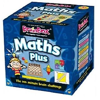 BrainBox Maths Plus Card Game
