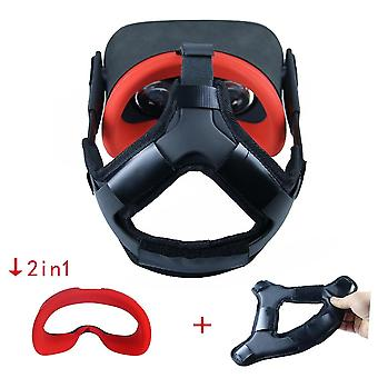 Newest Non-slip Vr Helmet Head Pressure-relieving Strap Foam Pad For Oculus
