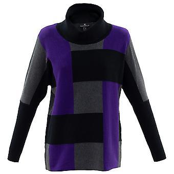 MARBLE Marble Purple Sweater 5872