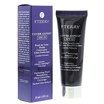 Par Terry Cover-Expert SPF 15 Perfecting Fluid Foundation 35ml - 12 Warm Copper