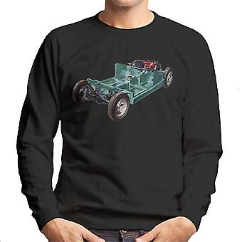 Austin Healey Sprite Mark II British Motor Heritage Men's Sweatshirt