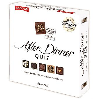After Dinner Quiz Family Game Age 8+