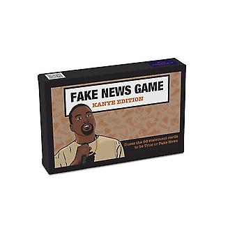 Bubblegum stuff - fake news game - kanye edition