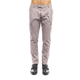 Grey trousers Uominitaliani man