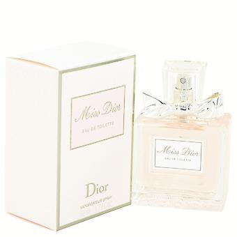 Miss Dior Perfume by Christian Dior EDT (New Packaging) 50ml