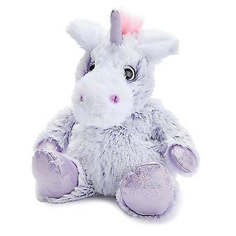 Warmies Plush Marshmallow Unicorn