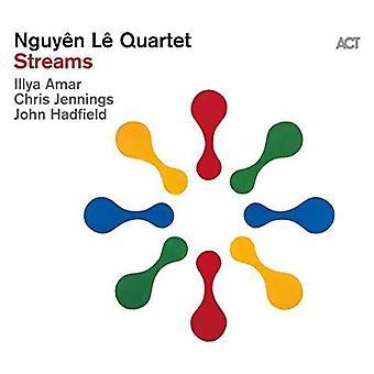 Streams [CD] Importación de EE. UU.