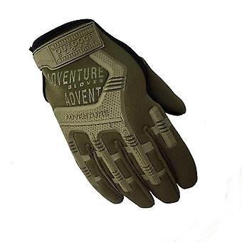 Army Combat Tactical Gloves Men Full Finger Camouflage Paintball Swat Soldier