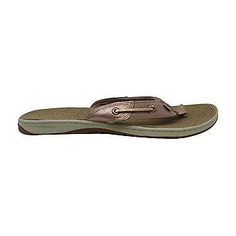 Sperry Women's Shoes Seafish Marinier Stripe Open Toe Casual