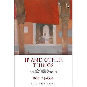 الملكية الفكرية وأشياء أخرى -- مجموعة من المقالات والخطب التي كتبها روبن جاك