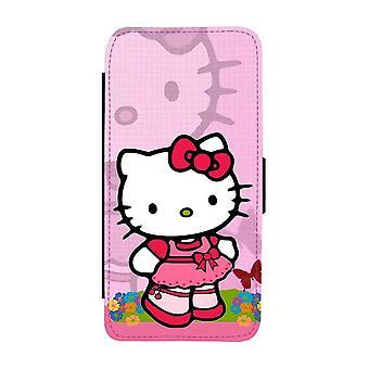 Hello Kitty iPhone 12 Mini Plånboksfodral