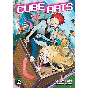 Cube Arts Vol. 2 by Usui & Tomomi