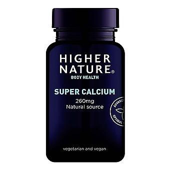 Higher Nature Super Calcium Vegan Caps 90 (SCAL090)