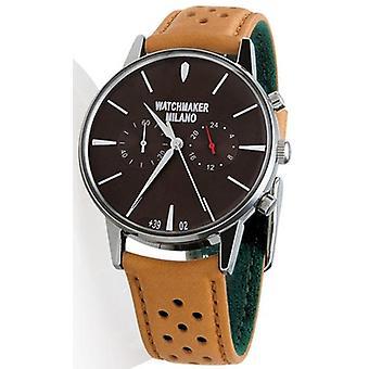 Watchmaker milano watch bauscia wm0bc03