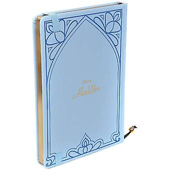 Aladdin Write Wishes Inside A5 Notebook