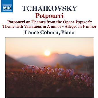 Tjajkovskij / Coburn - Potpurri [CD] USA import