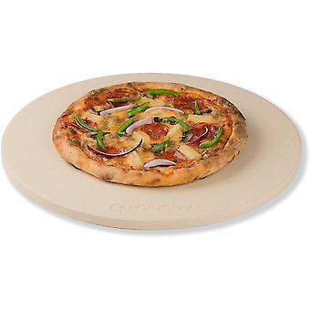 ROCKSHEAT 36 x 1.5 cm Round Cordierite Pizza Stone