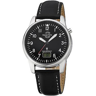 Mens Watch Master Time MTGA-10715-61L, Quartz, 41mm, 3ATM