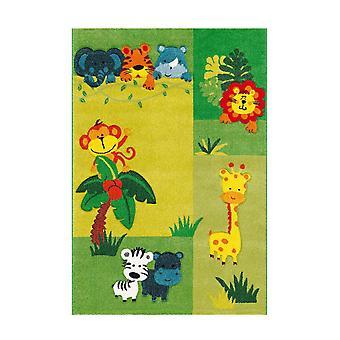 Busdau Carpet Way Animal multicolore