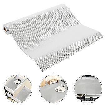 1 Roll Küche Aufkleber Tisch Matte Schubladen Schrank Regal Liner