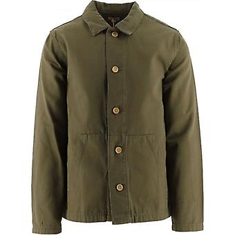 Armor Lux Green Fisherman Jacket