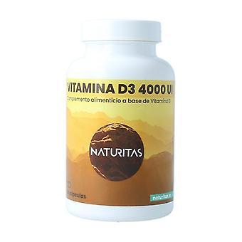 D3-vitamin 4000IU 120 kapsler