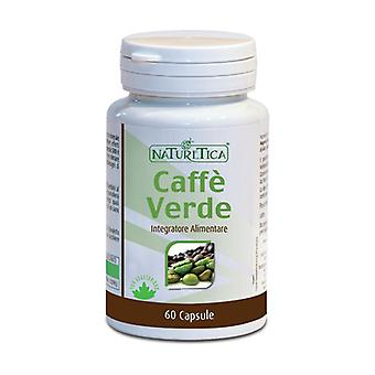 Green coffee 60 capsules of 500mg