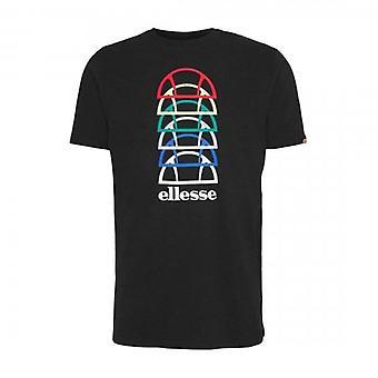 T-shirt noir Ellesse Margario