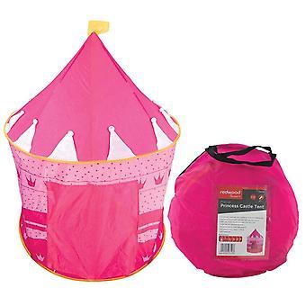 POP UP Princess Castle Play Telt Pink Kids