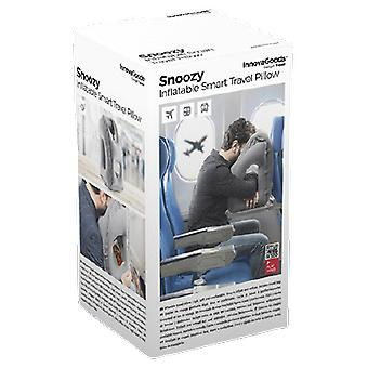 InnovaGoods Snoozy Front Inflatable Travel Pillow