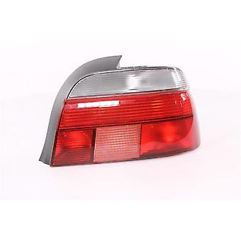 Right Driver Side Rear Lamp Tail Light (Clear Saloon Models)