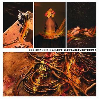 Code Orange Kids - Love Is Love/Return to Dust [CD] USA import