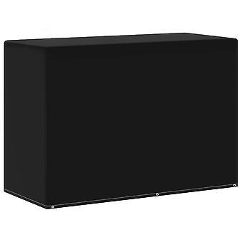 vidaXL garden furniture cover 6 eyelets for gas grills 180×80×125 cm