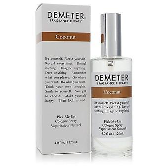 Demeter coconut cologne spray (unisex) by demeter 556099 120 ml
