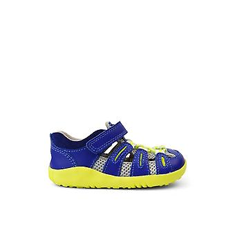 BOBUX Su Summit Blueberry & Neon Sandal