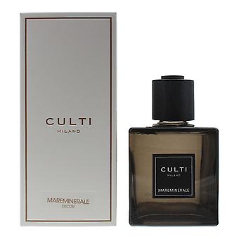 Culti Milano Decor Diffuser 500ml Mareminerale - Sticks Not Included In The Box
