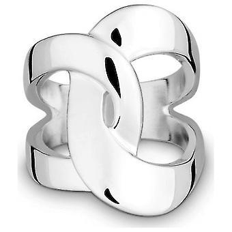 QUINN - حلقة - سيدات - فضي 925 - عرض 56 - 220486