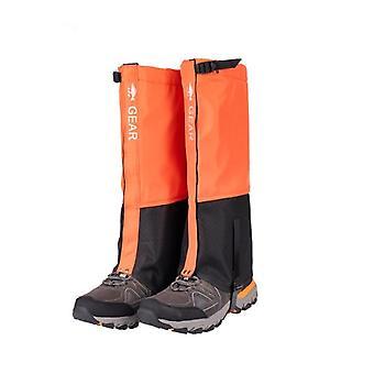 Wandern Wandern Legging Gaiters wasserdichte Bein abdeckungen