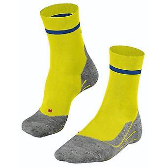 Falke Running 4 Socken - Schwefelgelb