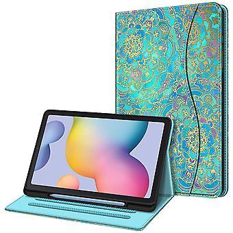 Wokex Hlle fr Samsung Galaxy Tab S6 Lite, Soft TPU Rckseite Gehuse Schutzhlle mit S Pen Halter und