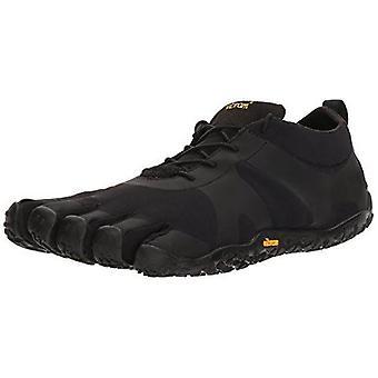 Vibram V-Alpha Mens Hiking Trail Five Fingers Mega Grip Shoes Trainers - Black