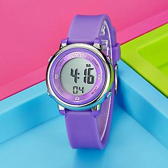 Детские часы, Цифровые Led Мода Спорт, Симпатичные, Wrist Watch, водонепроницаемый