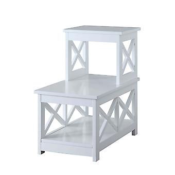 Oxford 2 Step Chairside End Table - S20-346