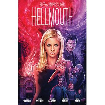 Buffy the Vampire Slayer High School is Hell Deluxe Edition by Jordie Bellaire