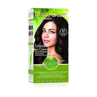 Henna cream 3.0 - dark brown 1 unit